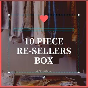 10 Piece Re-Sellers Box